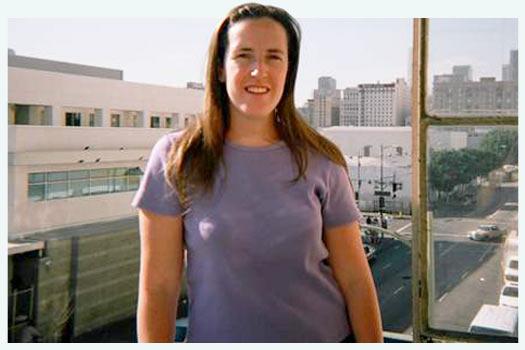 Brownlie, Lisa Urban Missionary